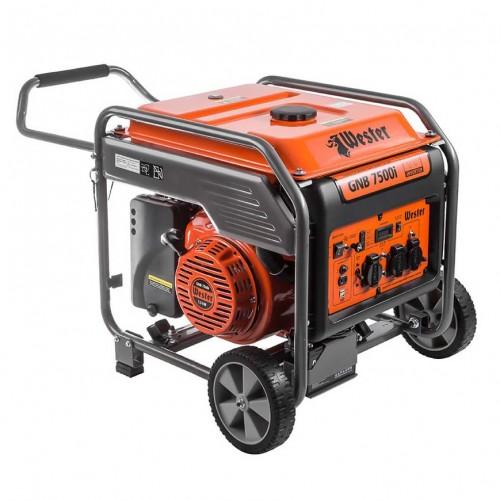 Генератор бензиновый WESTER GNB7500i
