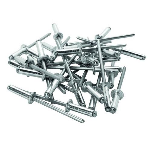 Заклепки алюминиевые USP (4.8х14 мм, 50 шт)