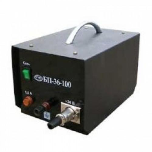 Блок питания для подогревателя газа БП-36-100