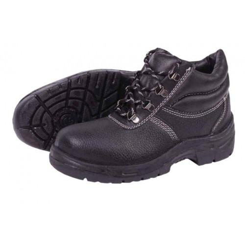 Ботинки кожаные с МБС ПУ подошвой (3208)