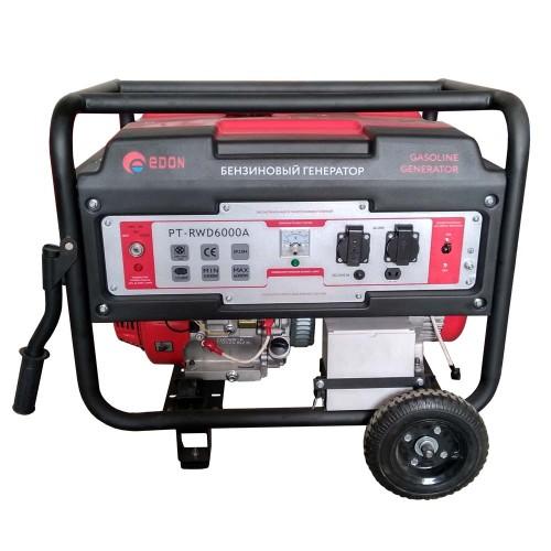 Генератор бензиновый EDON PT RWD 6000A
