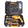 Дрель ударная INGCO HKTHP11021 (650 Вт) + набор инструмента 101 предмет