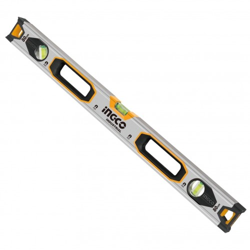 Уровень пузырьковый INGCO HSL38080M INDUSTRIAL 18208 (800 мм)