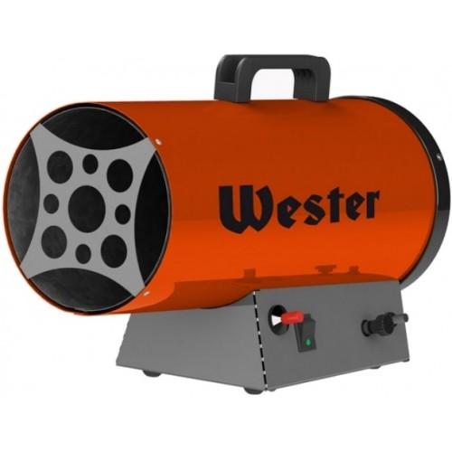 Тепловая пушка газовая WESTER ТG-35 (35 кВт)